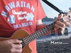Ave Chord Chart Ukulelevis Ave Ukulele Bar Chords Lyrics Youtube