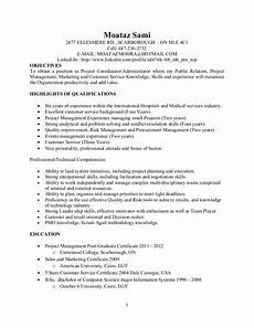 How To Complete A Resume Resume