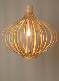 Erika Lighting Designer Bhs Erika Bamboo Pendant Light Home Bamboo Pendant