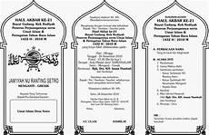 undangan syukuran rumah pdf harga undangan tas kipas