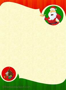 Free Printable Christmas Stationery Free Christmas Letterhead Free Stationery For Christmas