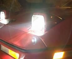 C4 Corvette Hid Fog Lights C4 Corvette Hid Headlight Upgrade Kit Corvette Mods
