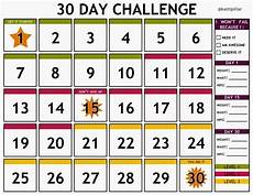 30 Day Calendar The Pink Highlighter March 2014