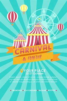 Vector Poster Carnival Poster Vector Download Free Vectors Clipart