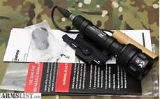 Surefire Lights For Sale Armslist For Sale Surefire Weapon Light M620v Bk