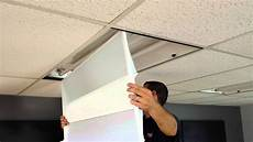 2x4 Led Lights Lighting Retrofit 2x4 Fixtures Made Easy Youtube
