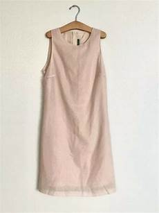 United Colors Of Benetton Size Chart United Colors Of Benetton Light Pink Sleeveless Dress