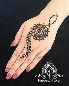 Ambi Mehndi Design Simple Henna Designs For Hands For The Bride And Her Tribe