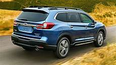 2019 Subaru Ascent by 2019 Subaru Ascent Review 8 Seater Suv Everything You
