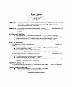 Resume Entry Level Objective Examples Free 6 Sample General Resume Objective Templates In Pdf
