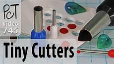 Polymer Clay Werkzeugschokolade by Teeny Tiny Polymer Clay Cutters By Funky Tools