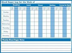 Blood Glucose Log Book Printable Printable Blood Sugar Log T1 Everyday Magic