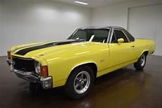 1972 el camino 1972 chevrolet el camino classic car liquidators in