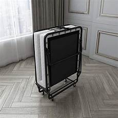 asaren folding guest bed portable rollaway bed with 4