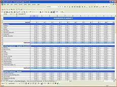 Income Expense Excel Template 10 Personal Income And Expenses Spreadsheet Excel