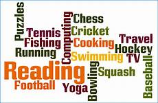 Special Interest Examples Difference Between Hobbies And Interests Hobby Lesson