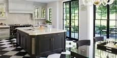 black kitchen islands 20 polished kitchens with striking black kitchen islands