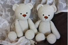happyamigurumi lucas the teddy pattern new teddy