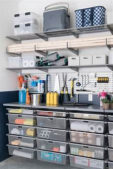 diy projects organizing 20 fab garage organization ideas and makeovers the happy