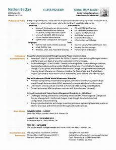 Resume O Nathan Becker Functional Resume 2016