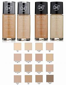 Revlon Colorstay Undertones Chart Revlon Colorstay Make Up Foundation 30ml Combination
