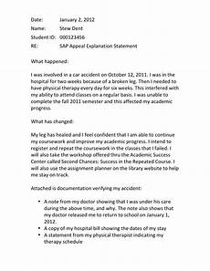 How Do You Write An Appeal Letter Writing A Successful Sap Appeal Financial Aid Wayne