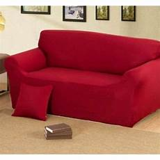 Anti Slip Sofa Cover Png Image by Elastic Protector Slipcover Solid Plain Colour 2 Seat