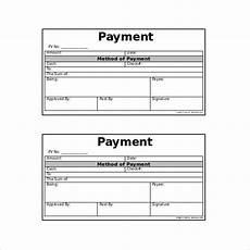Car Payment Book Template Free 11 Payment Coupon Templates Free Sample Example
