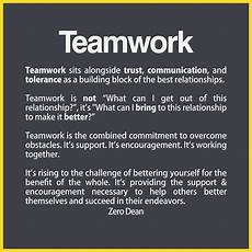 Examples Of Teamwork In The Workplace Best 25 Teamwork Ideas On Pinterest Teamwork Quotes