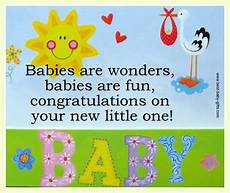 Congratulations Sayings For New Baby Sample Messages For Your Baby Congratulations Cards Baby