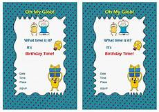 Adventure Time Party Invitations Adventure Time Free Printable Birthday Party Invitations