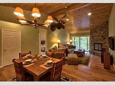 AFTER PICTURE Loon Mountain Ski Condo #2   Traditional   Living Room   Burlington   by Loon