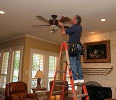 Arc Fan And Lighting Hurst Ceiling Fan Installation Electrician Services Offered By