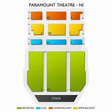Paramount Asbury Park Seating Chart Paramount Theatre Asbury Park Seating Chart Vivid Seats