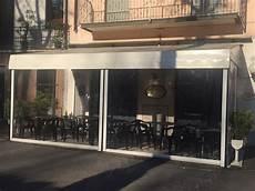 gazebo esterno per bar chiusure e tende antipioggia e antivento per l esterno gani