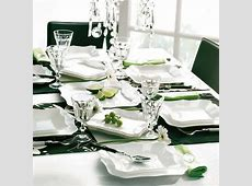 Creative & Inspiring Christmas Dinner Table Settings and