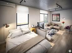 Small Studio Apartment Decorating 5 Small Studio Apartments With Beautiful Design