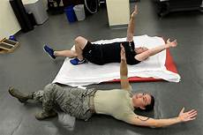 Navy Physical Therapist Physical Therapy Airmen Provide Healing Touch Military Com