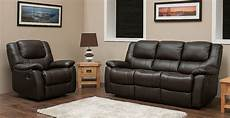 harvey reclining 3 1 1 leather sofa suite available in