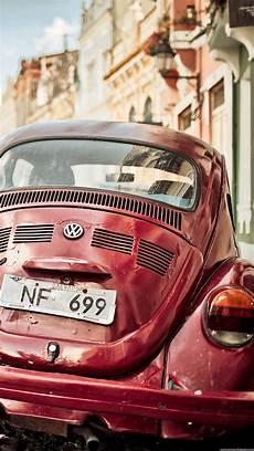 Vw Iphone Wallpaper by Vintage Volkswagen Beetle Wallpaper For Iphone X 8