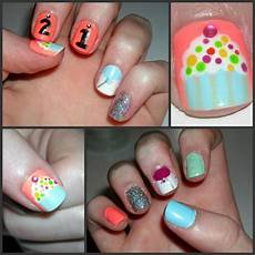 21st Birthday Nail Designs 26 Best Images About 21st Birthday Nails On Pinterest