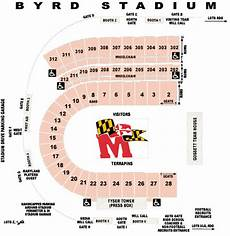 Maryland Football Seating Chart Maryland Terrapins 2007 Football Schedule