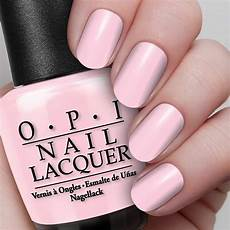 Opi Light Pink Gel Nail Polish In The Spot Light Pink Nail Lacquer Opi