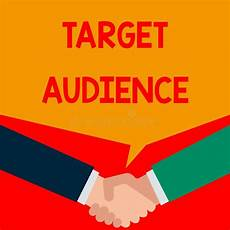 Another Word For Target Audience Target Audience Stock Illustrations 8 194 Target