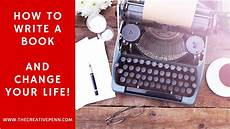 How To Write Copyright How To Write A Book And Change Your Life The Creative Penn