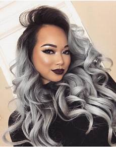 hair silver 19 stunning silver hair color ideas ombre balayage