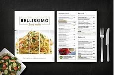 Menus Designs For Restaurants 14 Essential Restaurant Menu Design Tips