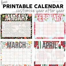 Calendar Printables Free Calendar