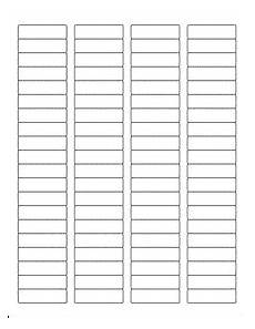 Avery 8167 Blank Template Download Free Software Avery Inkjet Labels 8167 Template