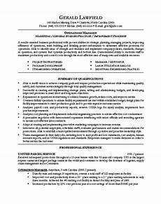 National Operations Manager Resume Resume Examples Operations Manager Examples Manager
